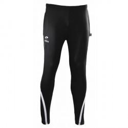 Pantalon Fuseau VOLT Noir/Blanc